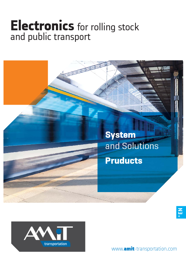 AMiT - Solutions and Products - 2019 - English