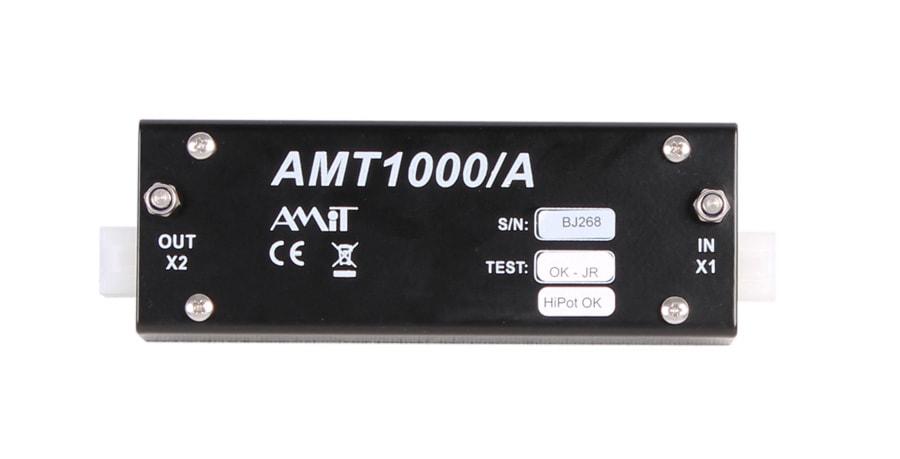 AMT1000/A - zadní pohled
