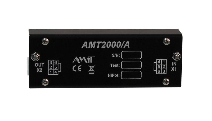 AMT2000/A - zadní pohled