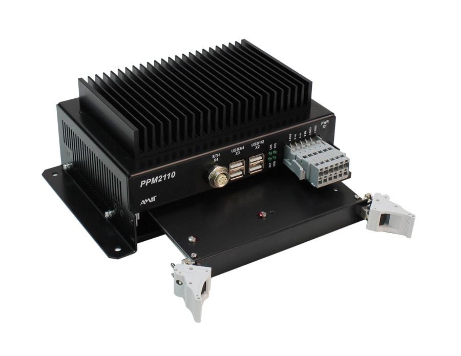 PPM2110 s vysunutým modulem s SSD