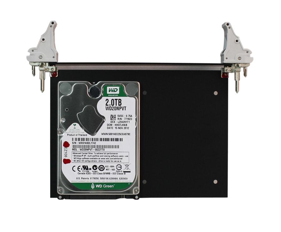Zásuvný modul s HDD