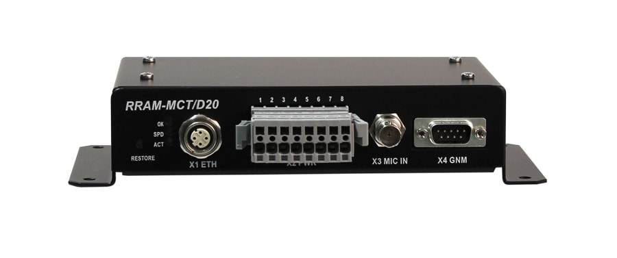 RRAM-MCT/D20