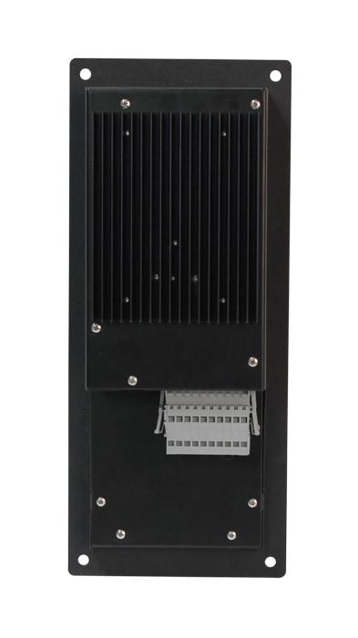 RRAS-MCT/E2 - zadní pohled
